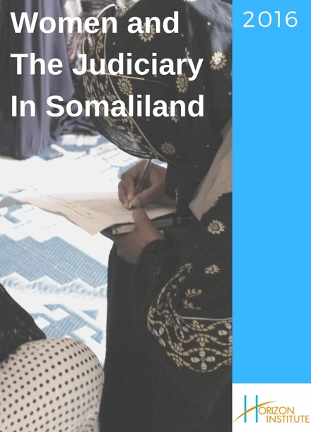 Women and The Judiciary In Somaliland